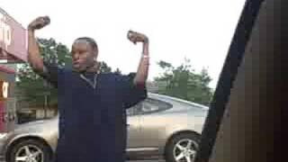 """Yung Nasti doin da """"D Town boogie"""" at Quick Trip"""
