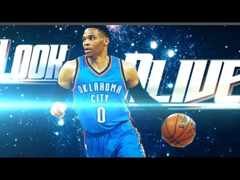 Look Alive (clean) Russell Westbrook highlights