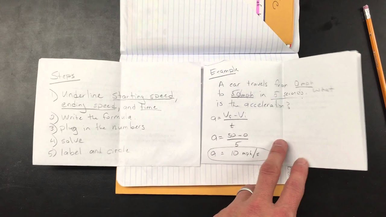 hight resolution of Eighth grade Lesson Calculating Acceleration Practice