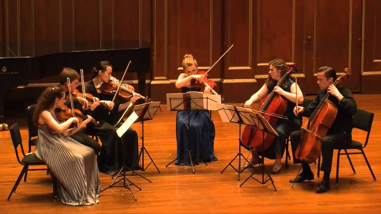Arnold Schoenberg - Transfigured Night for String Sextet, Op. 4