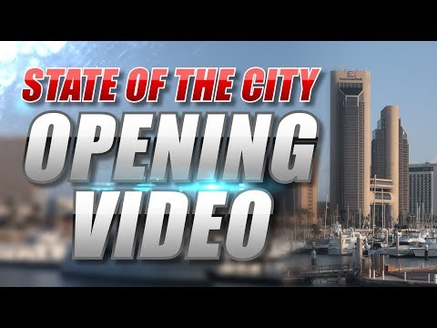 2019 State Of The City For Corpus Christi Texas