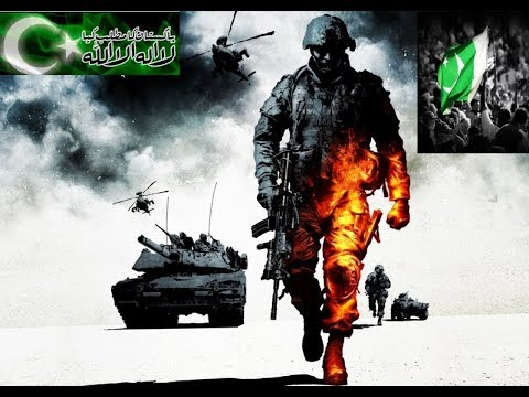 Pakistan Army New Official Song by Naveed & Zobia & Waqar (Song) ALLAH Ho Akbar ALLAH Ho