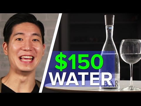 We Tried $150 Iceberg Water With A Water Expert