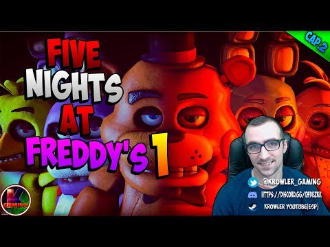 FIVE NIGHTS AT FREDDY'S 1 GAMEPLAY ESPAÑOL || FREDDY SEAMOS AMIJOS || CAPÍTULO 2 thumbnail