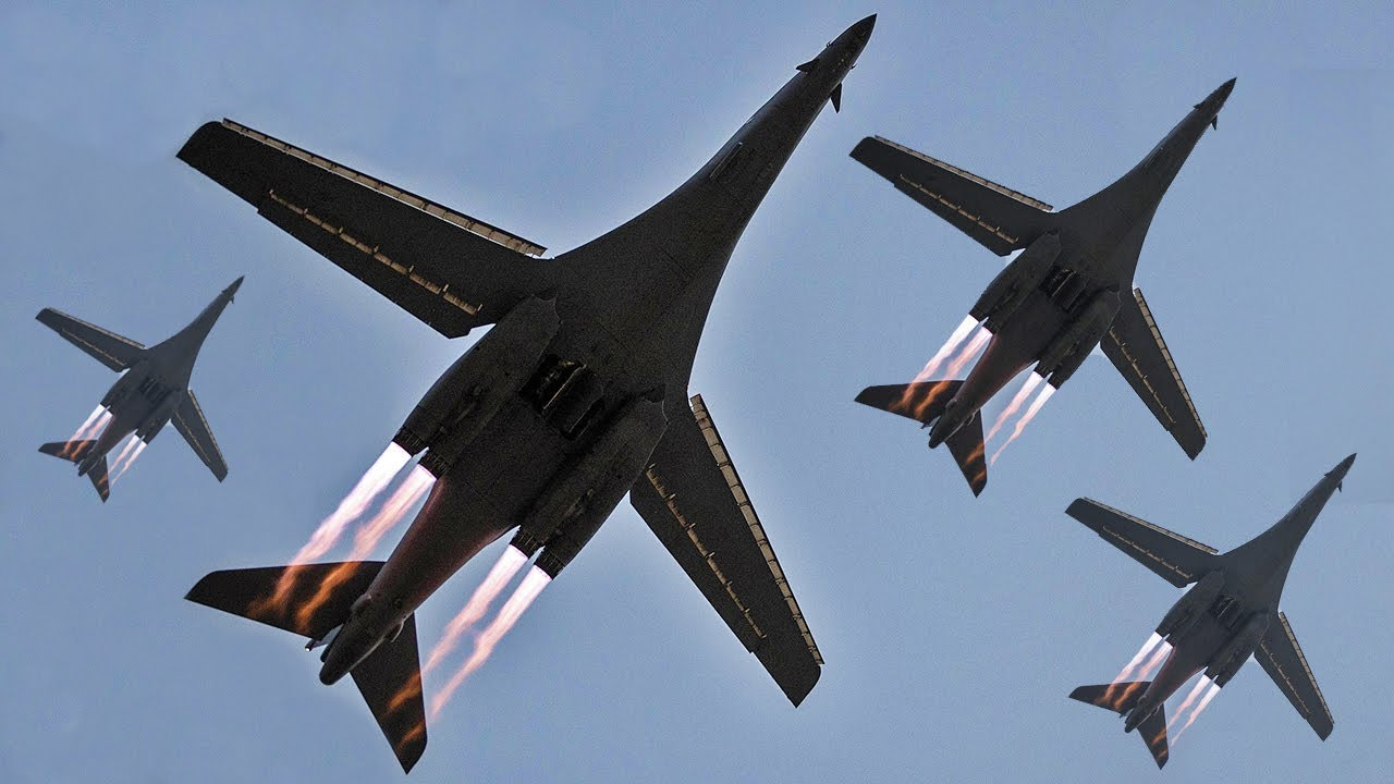 B-1 Lancer: The Bomber All America's Enemies Should Still Fear