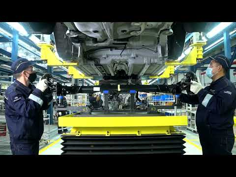 «Хабар» телеарнасы «7 күн» бағдарламасында Hyundai Trans Kaz