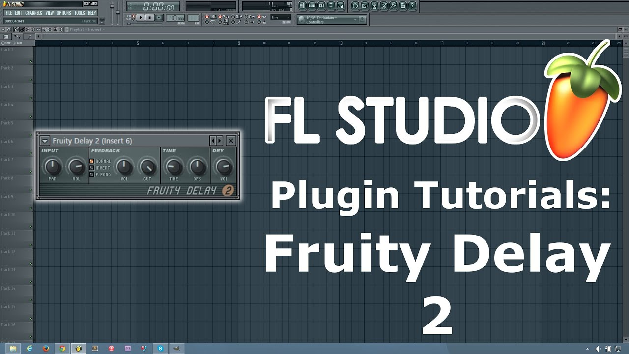 fl studio delay plugin