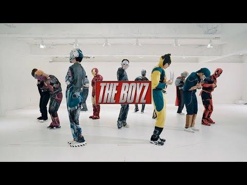 THE BOYZ(더보이즈) 'Bloom Bloom' DANCE PRACTICE VIDEO (Hero Costume Ver.)