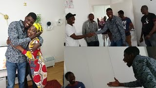 Throwing a Surprise Birthday Party for my Husband   He was Stunned