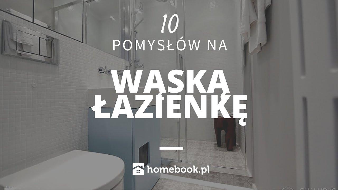 Jak Urządzić Wąską łazienkę 10 Pomysłów Aranżacja Wnętrz Projekty