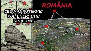 CEL MAI PUTERNIC POL ENERGETIC SE AFLA IN ROMANIA / CERCETATORII JAPONEZI AU DOVEZI CLARE