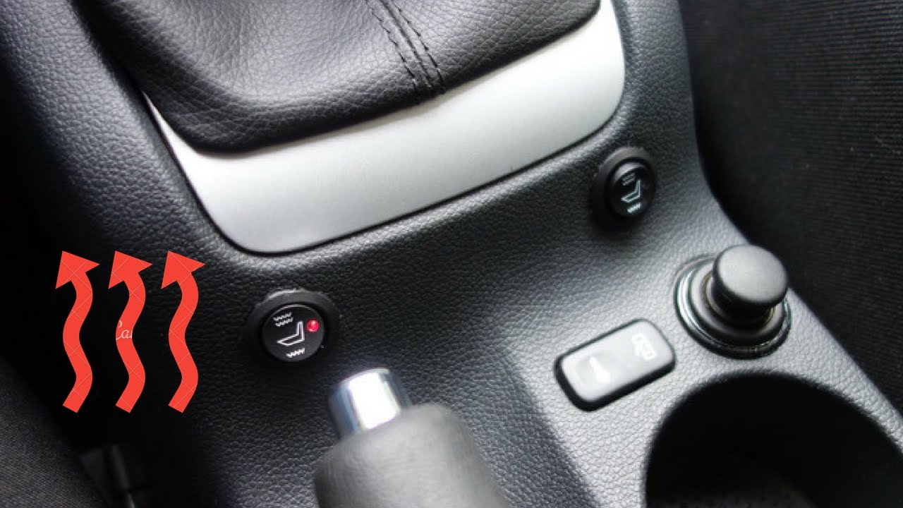How to connect heated seats