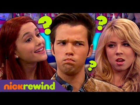 Sam & Cat Crossover W/ ICarly + Victorious 🐟 In 5 Minutes! #TheKillerTunaJump | NickRewind