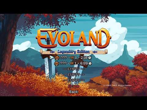 Evoland 1 Let's Play Ep 1 |