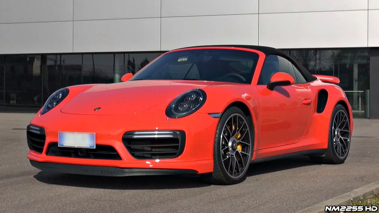 test drive in the 2016 porsche 991 turbo s mk2 full throttle accelerations sounds youtube. Black Bedroom Furniture Sets. Home Design Ideas