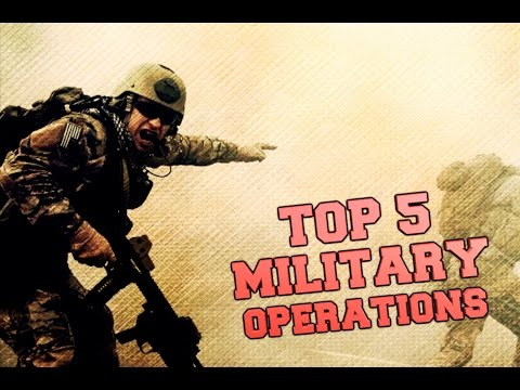 Top 5 Most Secret Military Operations in History