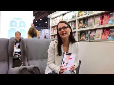 Buchmesse Leipzig: Emily Bold, Gruß zur LLC