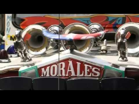 Mit den Jeepneys durch die Philippinen   Popkultur auf Rädern