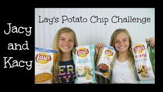 lay s potato chip challenge jacy and kacy