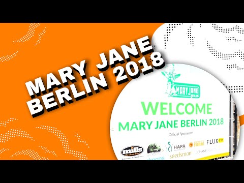Mary Jane Berlin 2018 - VapoManiak [4K]