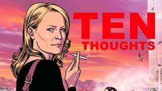Ten Thoughts - The Congress - Trailer