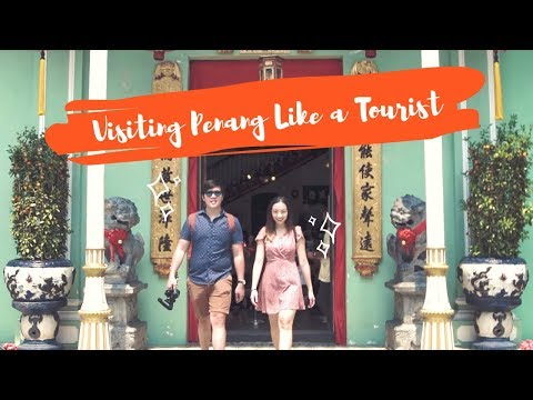 Thing To Do In Penang For Under RM250 By SAYS | Presented By Klook