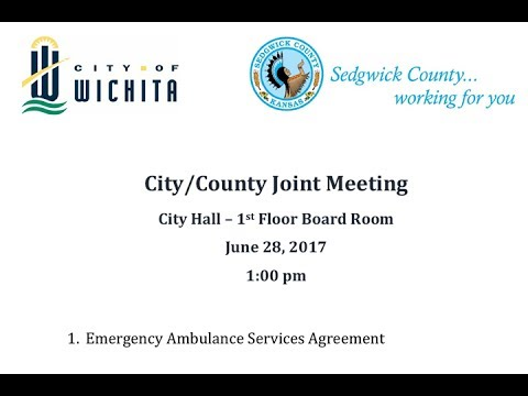 City/County Joint Meeting - 6/28/2017