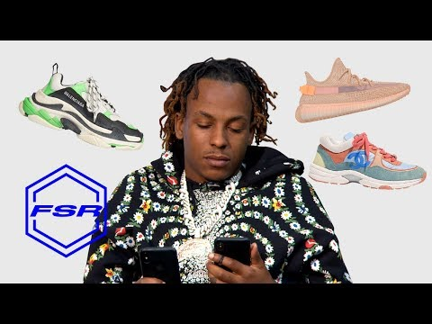 Rich the Kid Makes Emergency Call to