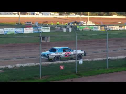 Pure Stock Heat 2 - ABC Raceway 8/24/19