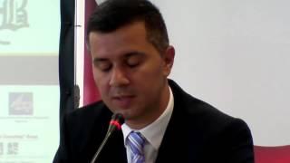 Marius Nica - Conferinţa Fondurile Europene - Ediţia a VII-a