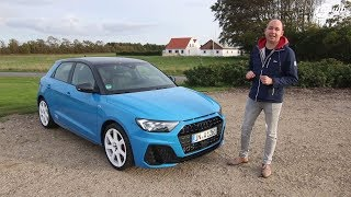PRIMEUR! ANWB Test Audi A1 Sportback 2018 (KLEIN JUWELENKISTJE)
