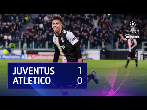 Juventus vs Atletico Madrid (1-0) | UEFA Champions League Highlights