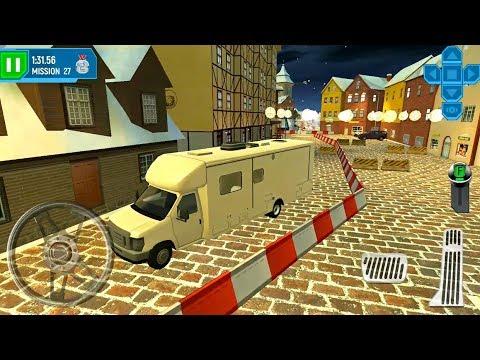 ski resort driving simulator 5 camper truck android. Black Bedroom Furniture Sets. Home Design Ideas