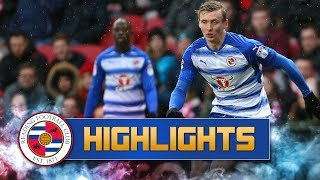2-minute review: Bristol City 2-0 Reading (Sky Bet Championship), 26th December 2017