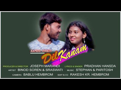 Aamdo Inren Dil Kanam//New Santhali Album 2019//Pradhan Hansda//JosephMarandi//