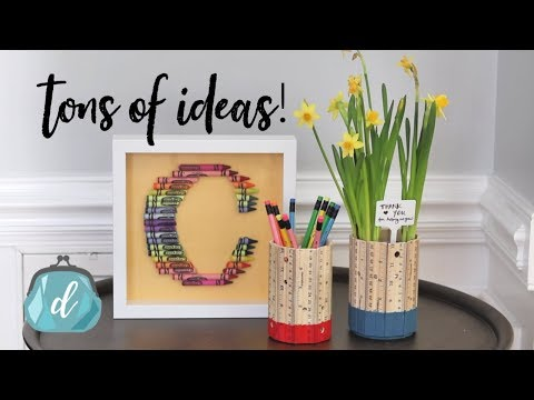UNDER $5 TEACHER GIFT IDEAS THAT ROCK (you can trust me I'm a teacher!)