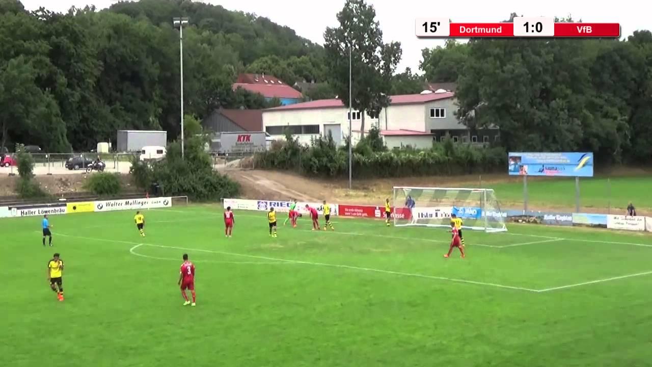 Vfb Stuttgart Gegen Dortmund 2021