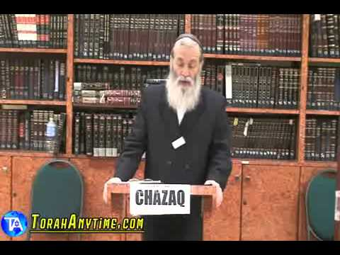 Rabbi Eliyahu Bergstein Fate and Mazal in Shiduchim and Everything Else chazaq חזק