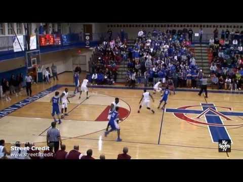 Eastern vs Ballard [GAME] - HS Basketball 28th District Championship 2014