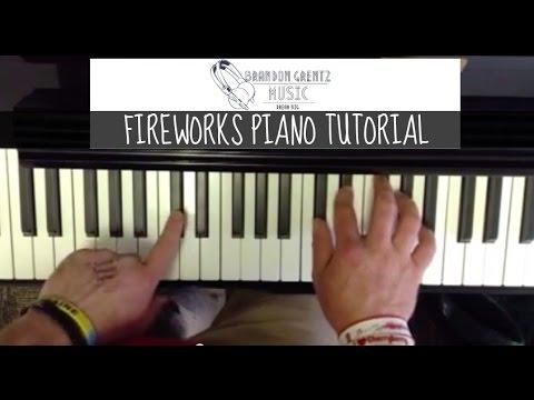 Fireworks - You Me At Six (Tutorial) | Brandon Grentz Tutorial