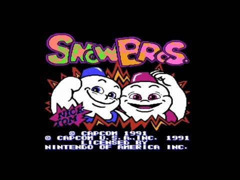 Snow Bros Video Game