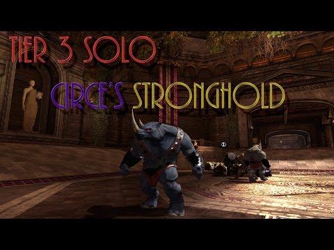 DCUO - Tier 3 Solo - Circe