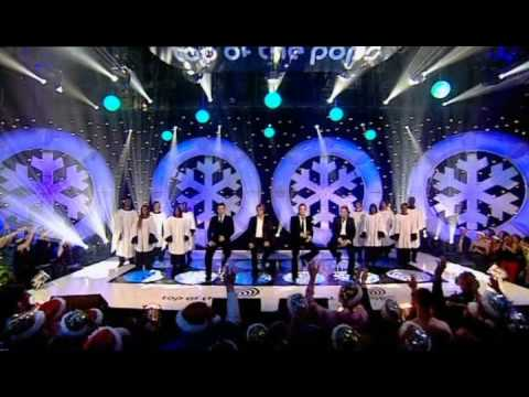 Westlife - You Raise Me Up [TOTP  2005]