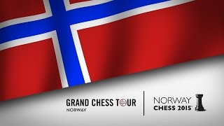 """Grand Chess Tour - Norway Chess 2015 """"In One Word"""" - Part Two"""