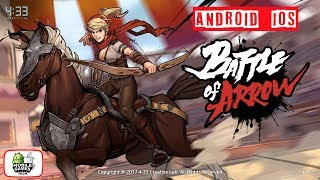 Battle of Arrow: Survival PvP Android iOS Gameplay