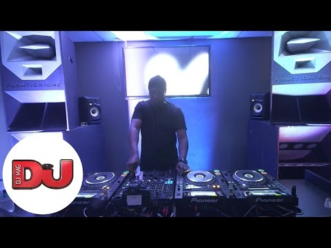 Todd Terry LIVE from DJ Mag HQ