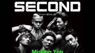 EXILE THE SECOND - Missing You
