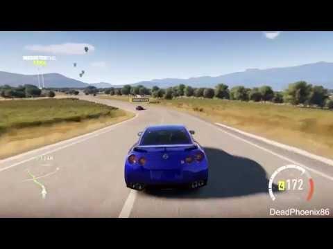 Forza Horizon 2 Xbox One Gameplay
