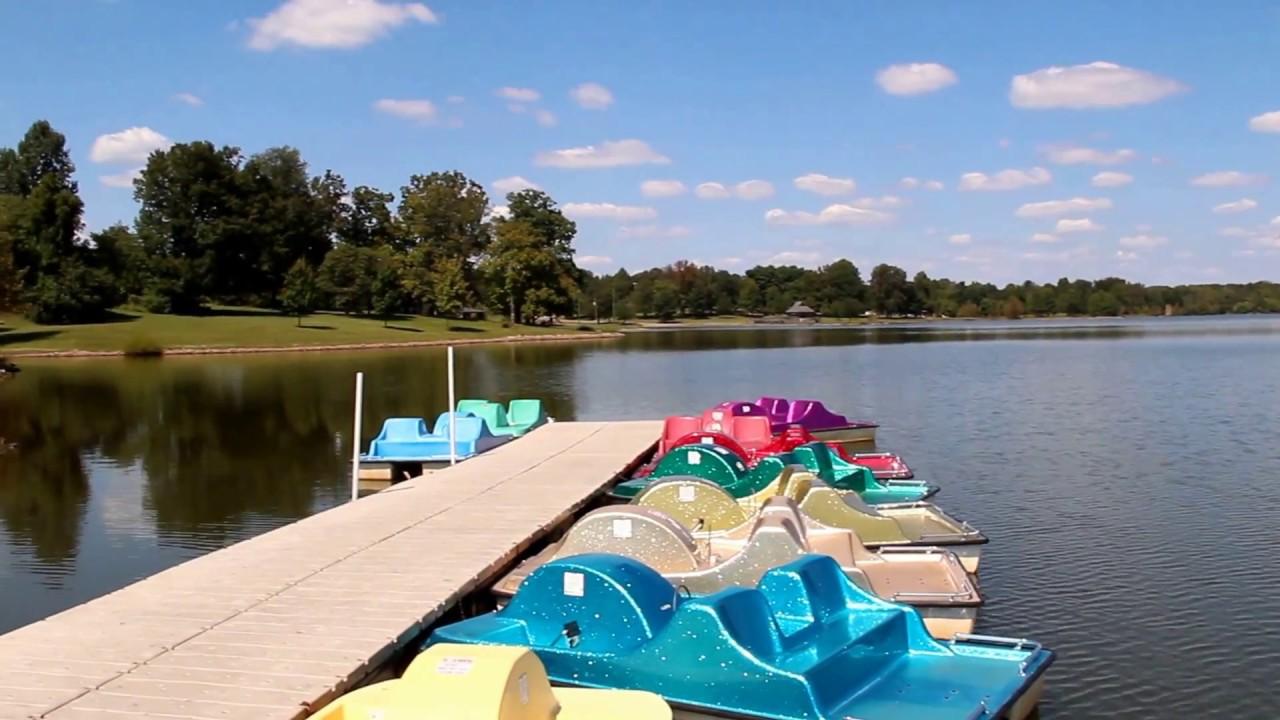 Freeman Lake Park Elizabethtown Ky Youtube