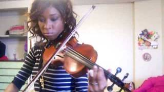 Naruto Shippuden: Man of the World violin cover